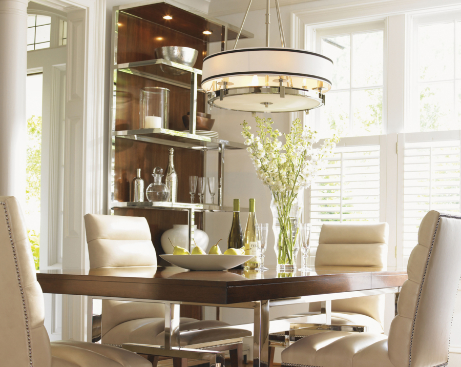 What Height is Right to Hang a Pendant Light? – Windows of Fashion ...