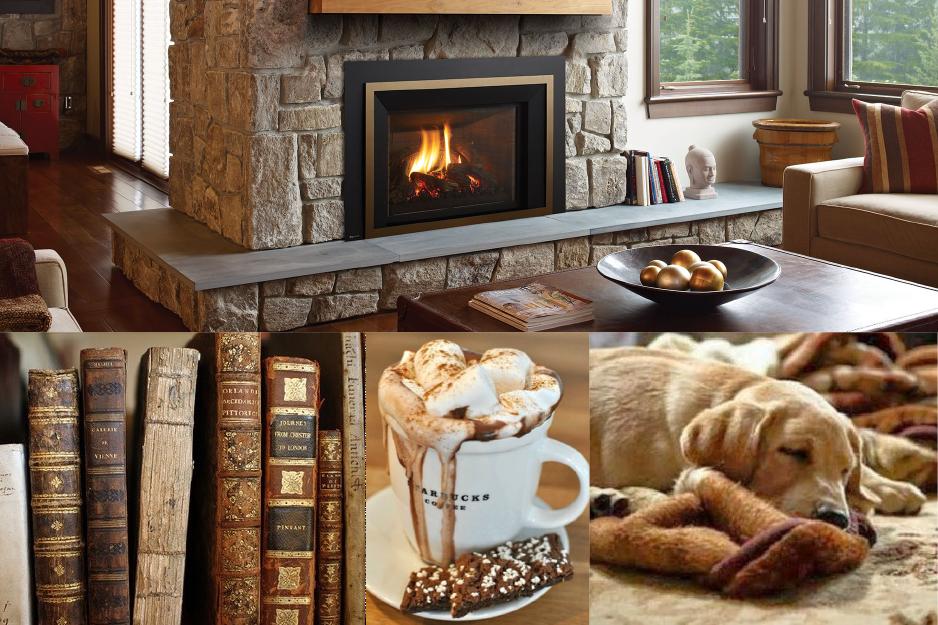 Add a little cozy!