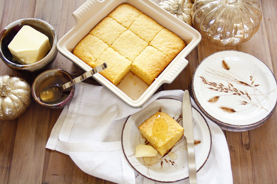 Best Ever Buttermilk Cornbread