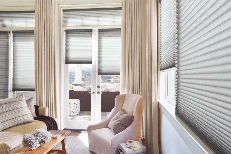 Energy Meets Elegance – Honeycomb Shades